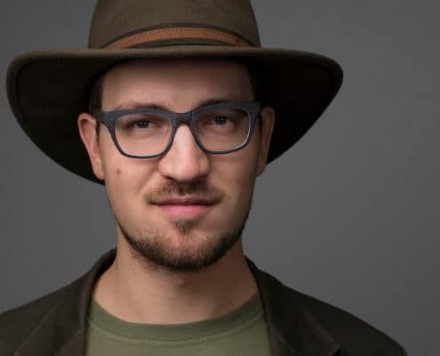 Tobias - Business Porträt