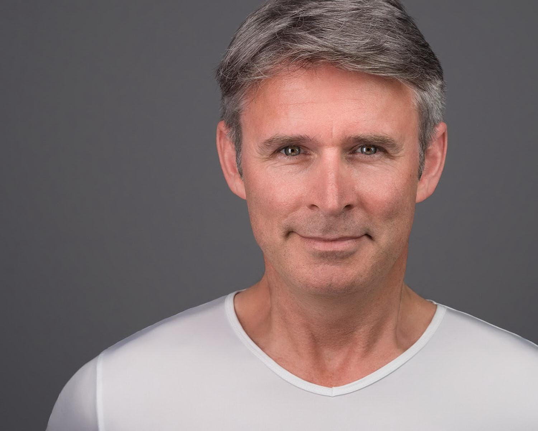 Führungskraft CEO Headshot Business Portrait Profilfoto für LinkedIn und Xing