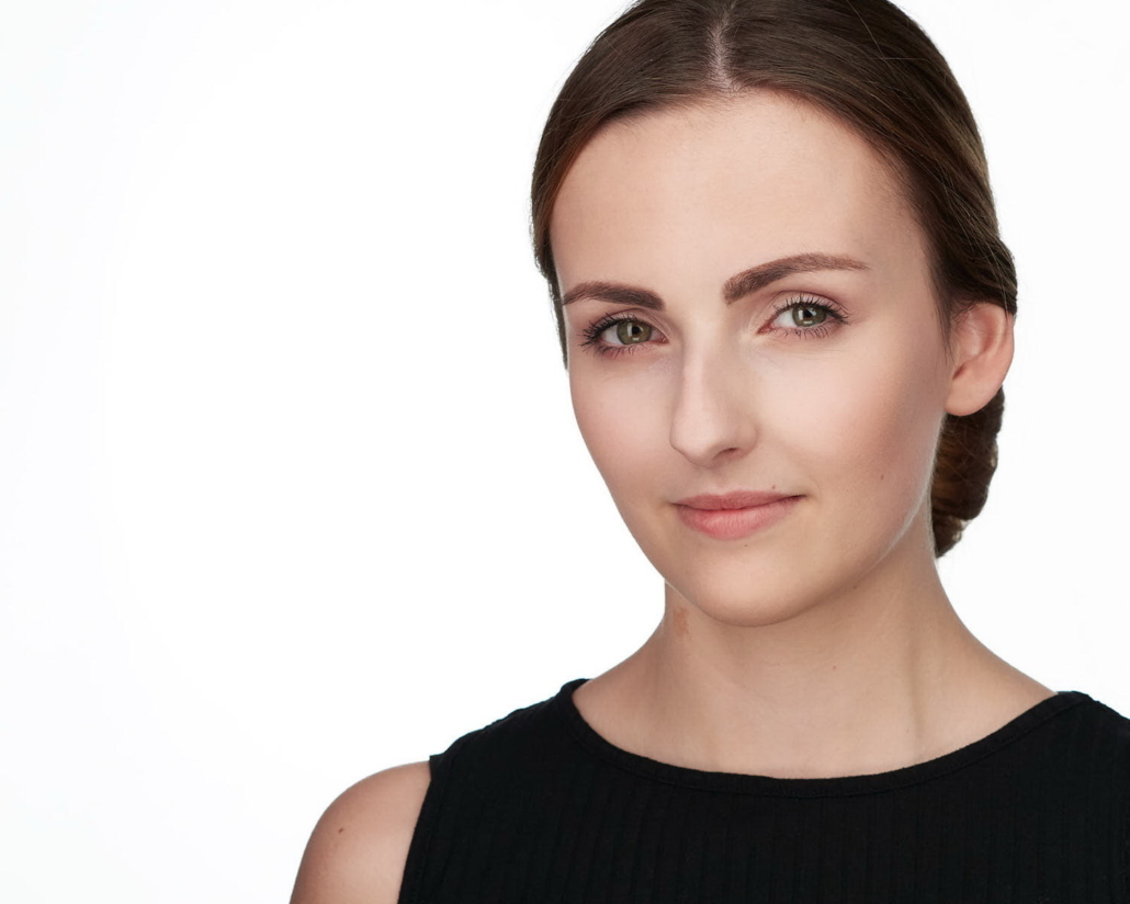 Bewerbungsfoto Headshot - Personal Branding - Female Professional Headshot Xing Linkedin Businessportrait Düsseldorf Köln Krefeld