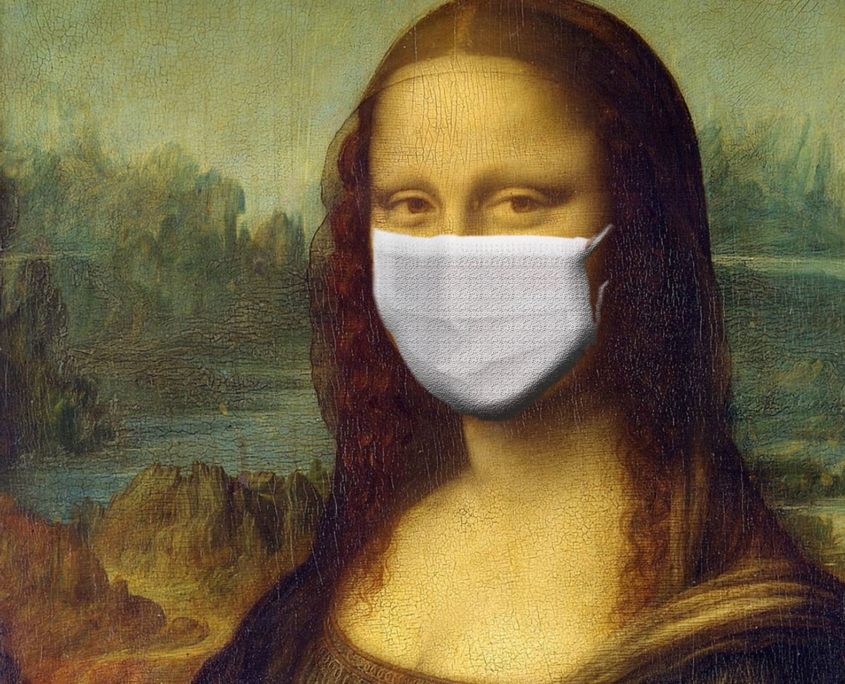 Mona Lisa Headshot Format